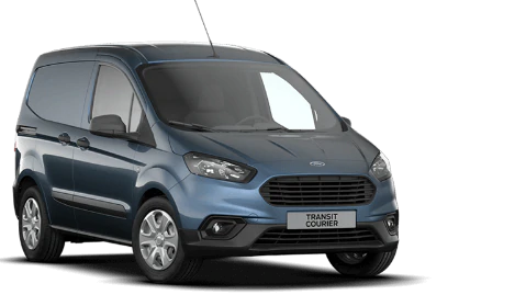Új Ford Transit Courier