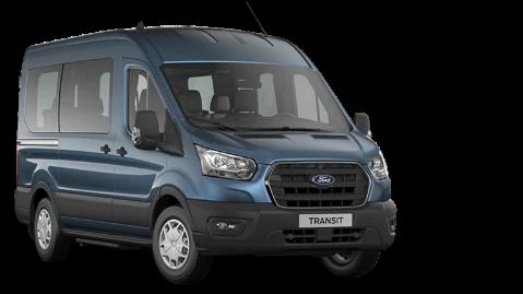 Ford Transit Minibusz
