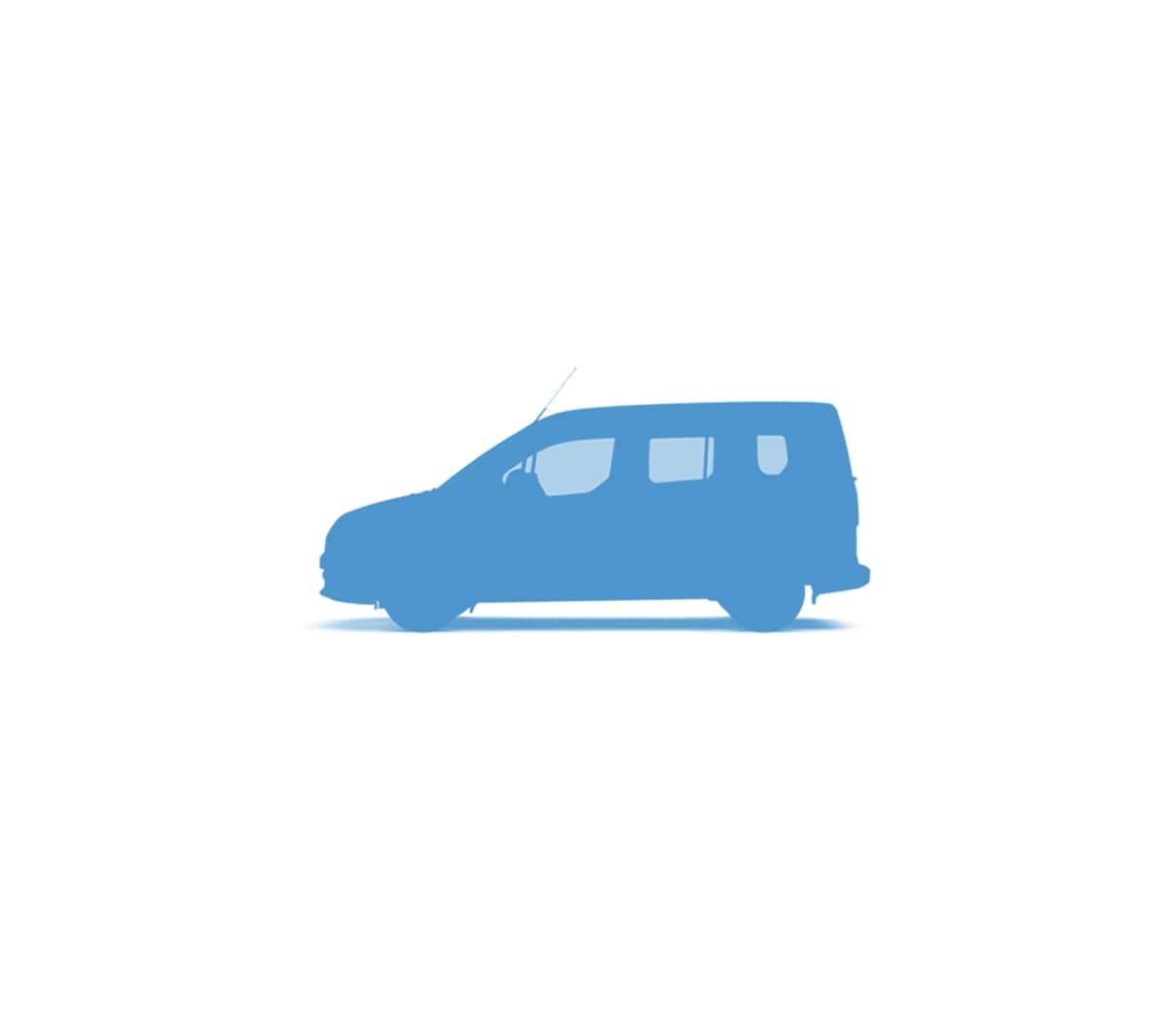 Ford Tourneo Courier gumiabroncsok