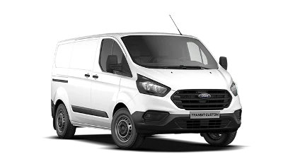 Új Ford Transit Custom