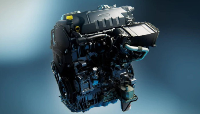 Transit Trail Ford EcoBlue dízelmotor