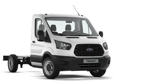 Ford Transit Cassis Cab