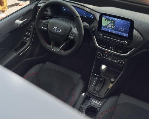 New Ford Fiesta Digital