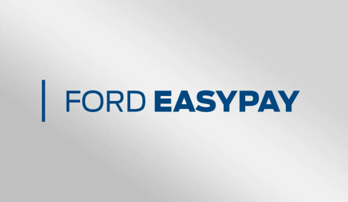 Ford service Easy Pay