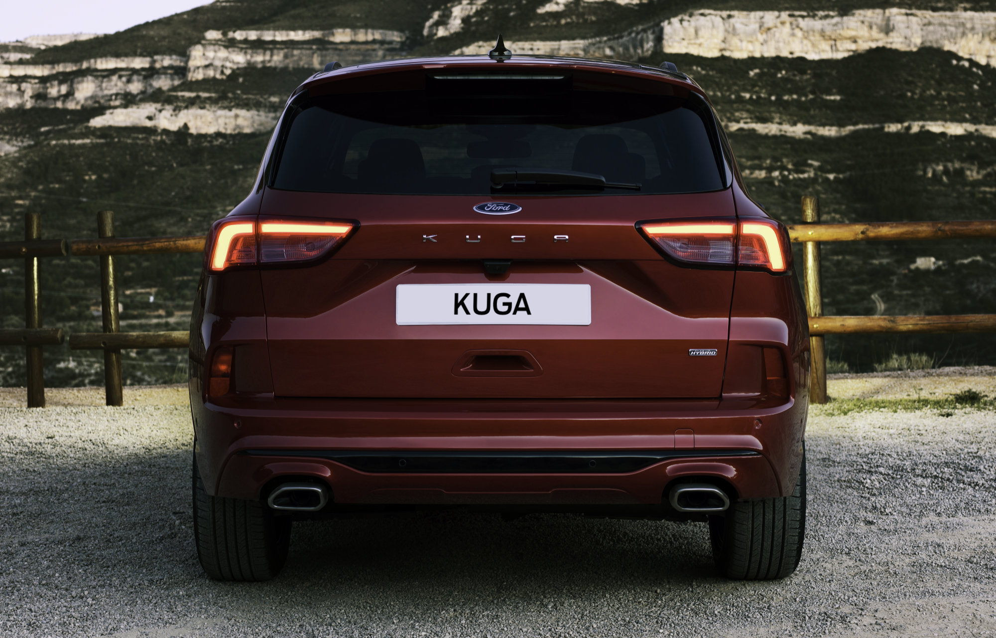 Ford Kuga at Michael Lyng Motors