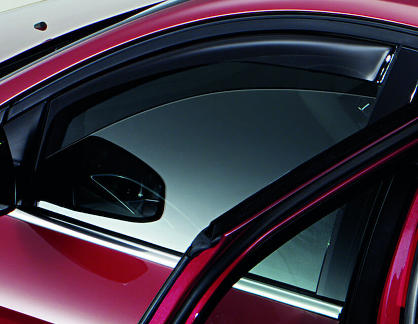 Ford Accessory Range Wind Air Deflector