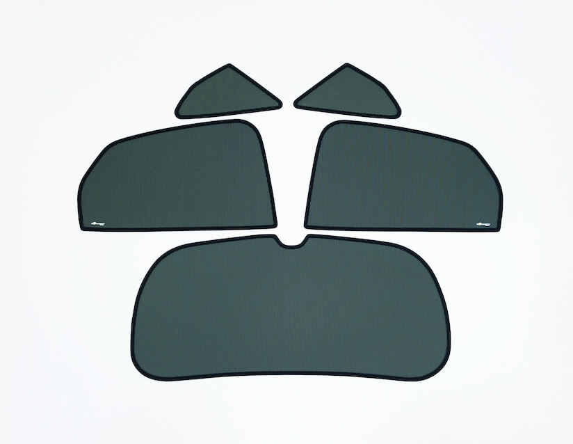 Ford Accessory Range Sun Blinds