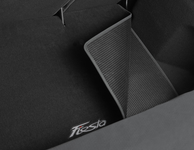 Ford Fiesta Accessories Luggage Compartment Mat