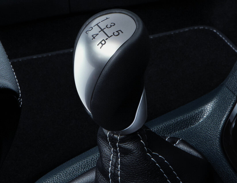 Ford Fiesta Accessories Gear Stick