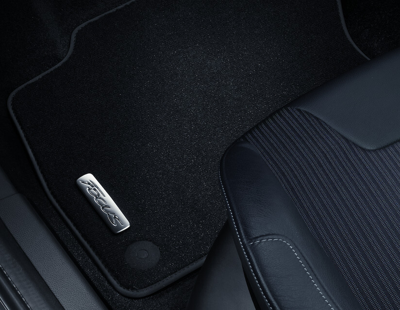Ford Focus Accessories Floor Mats