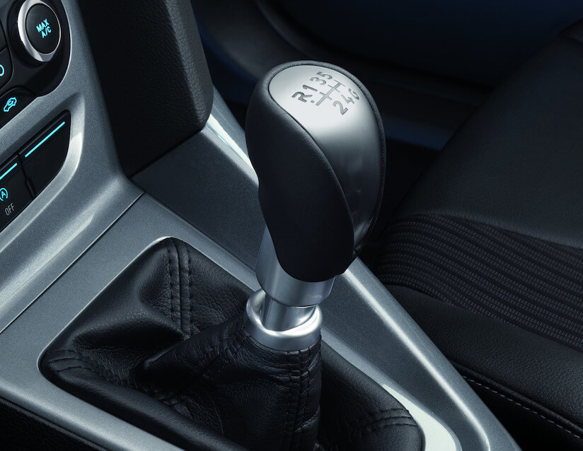 Ford Focus Accessories Illuminated Gear Lever Knob