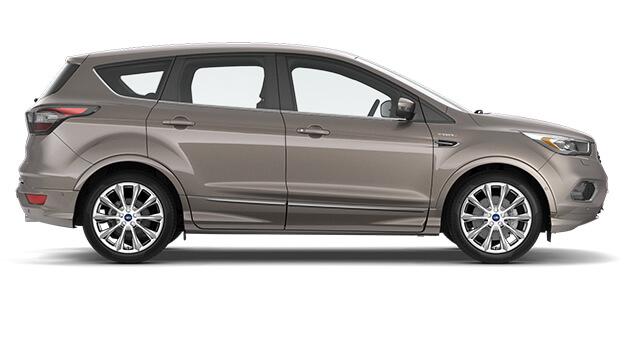 Ford New Kuga Vignale