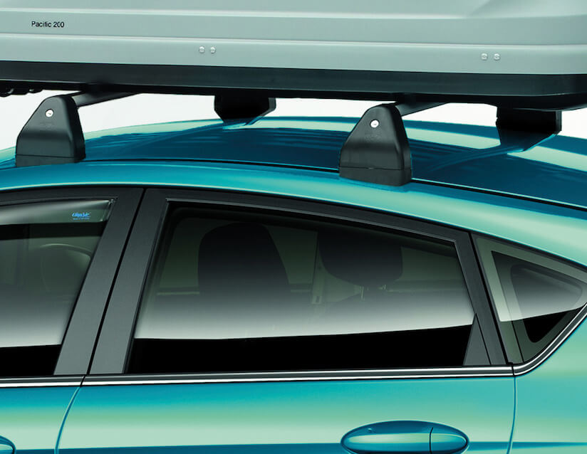 Ford Accessory Range Base Carriers and Thule® Roof Equipment