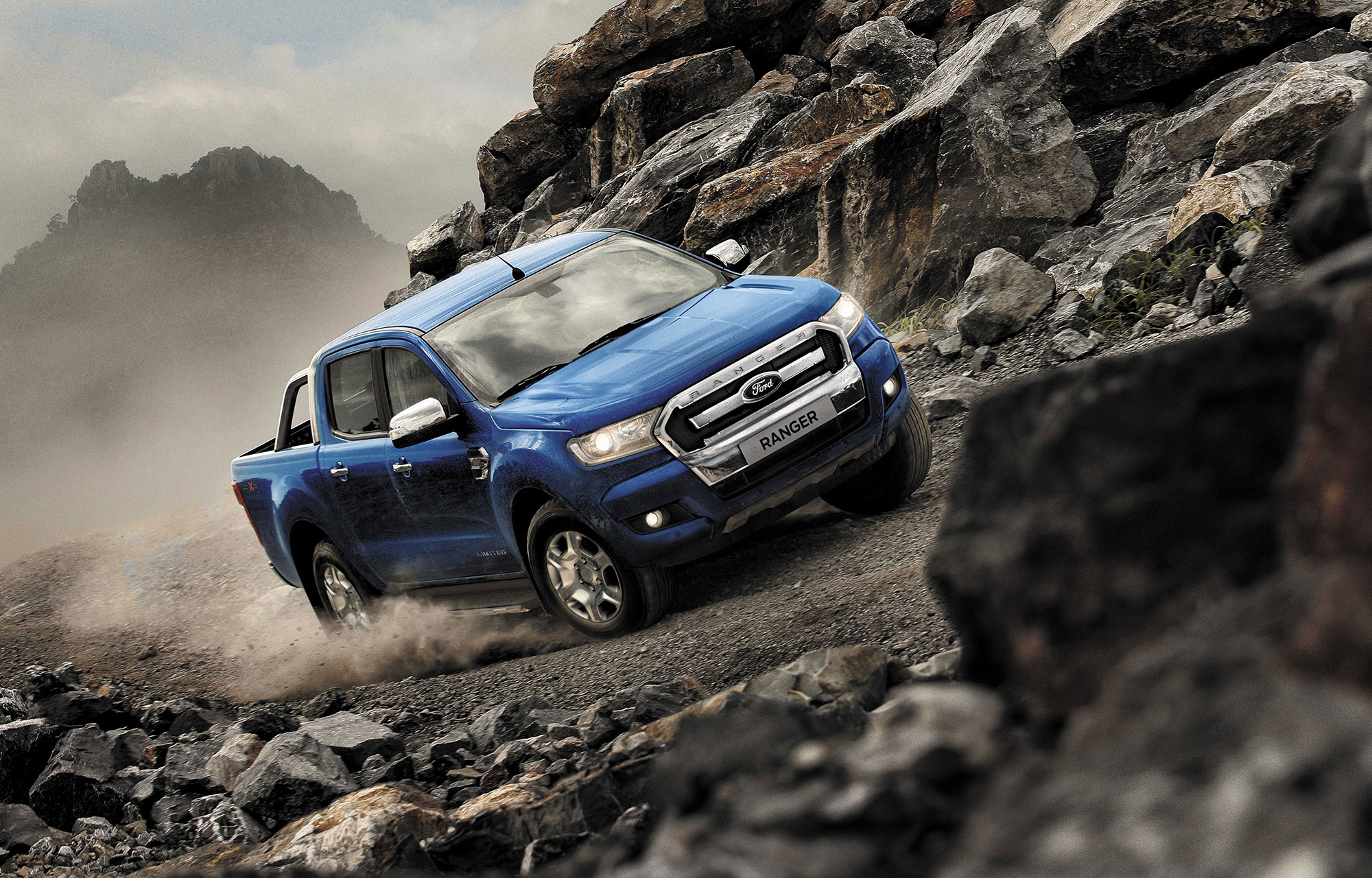 Ford Ranger at Finlay Ford