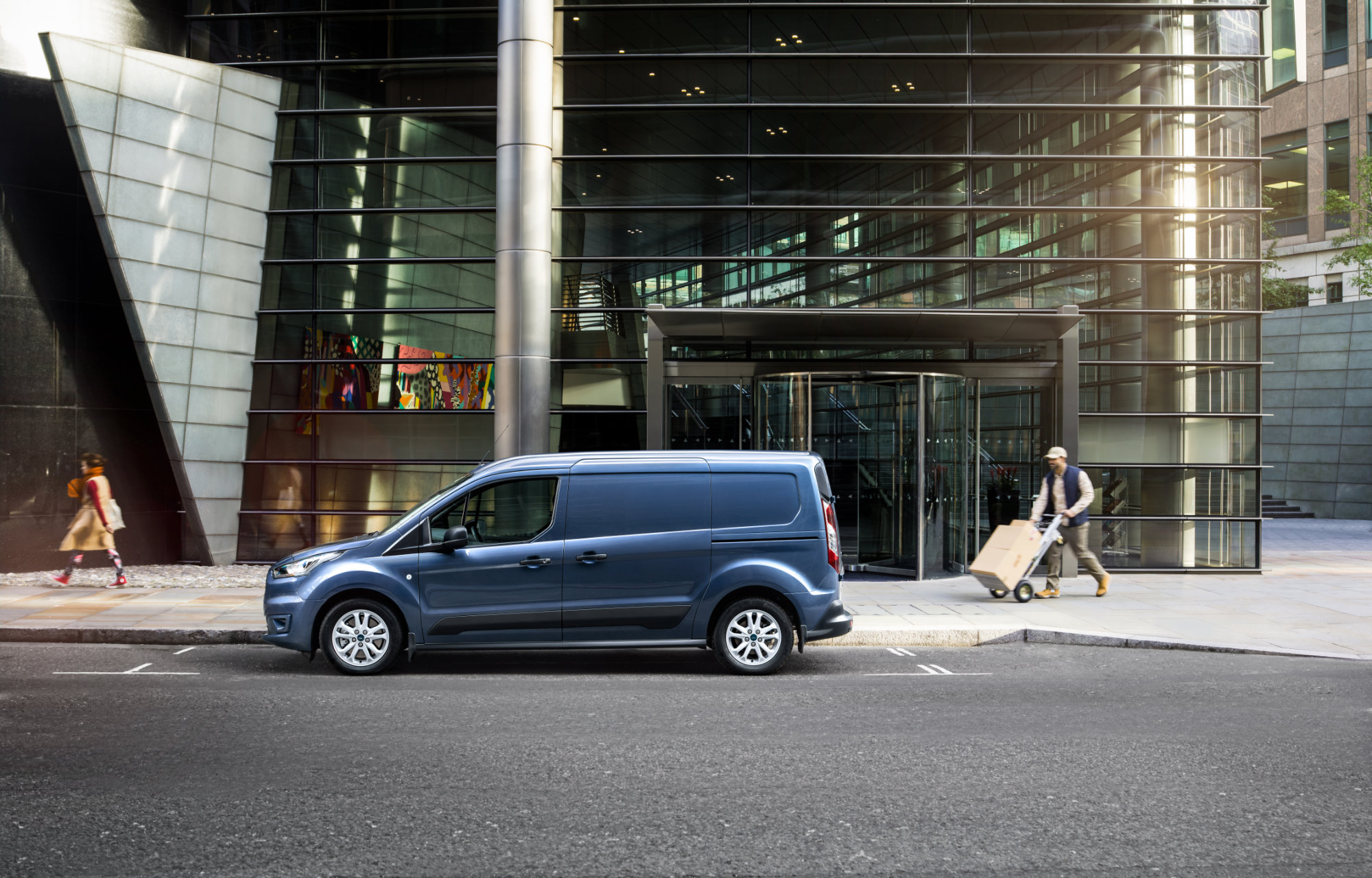 Ford Transit Connect at Finlay Ford
