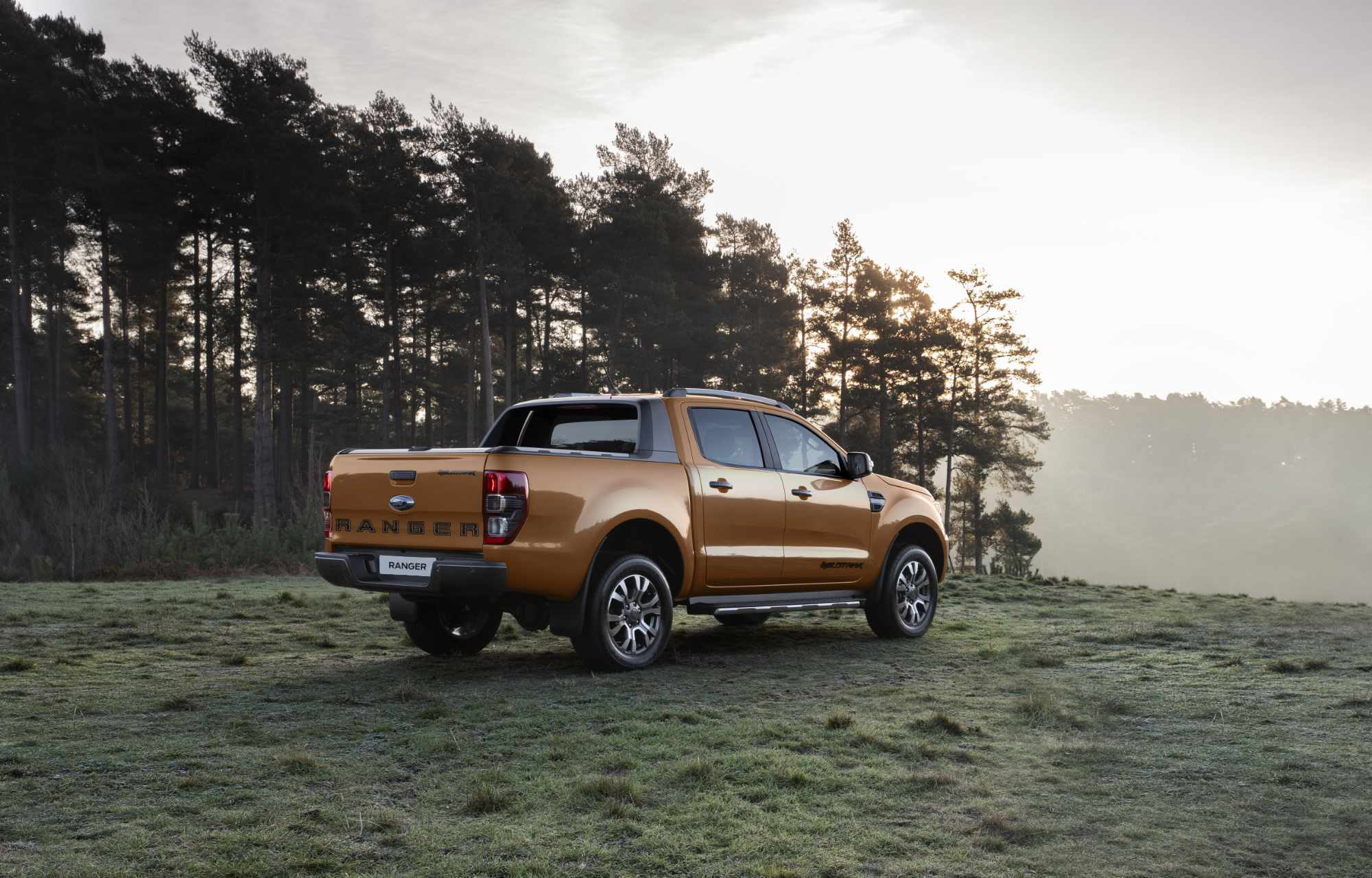 Ford Ranger at Finlay Ford