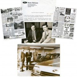 Finlay Ford History