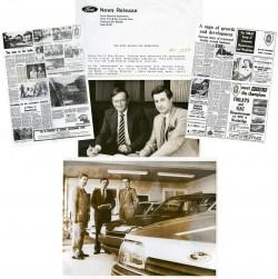 Finlay Ford History