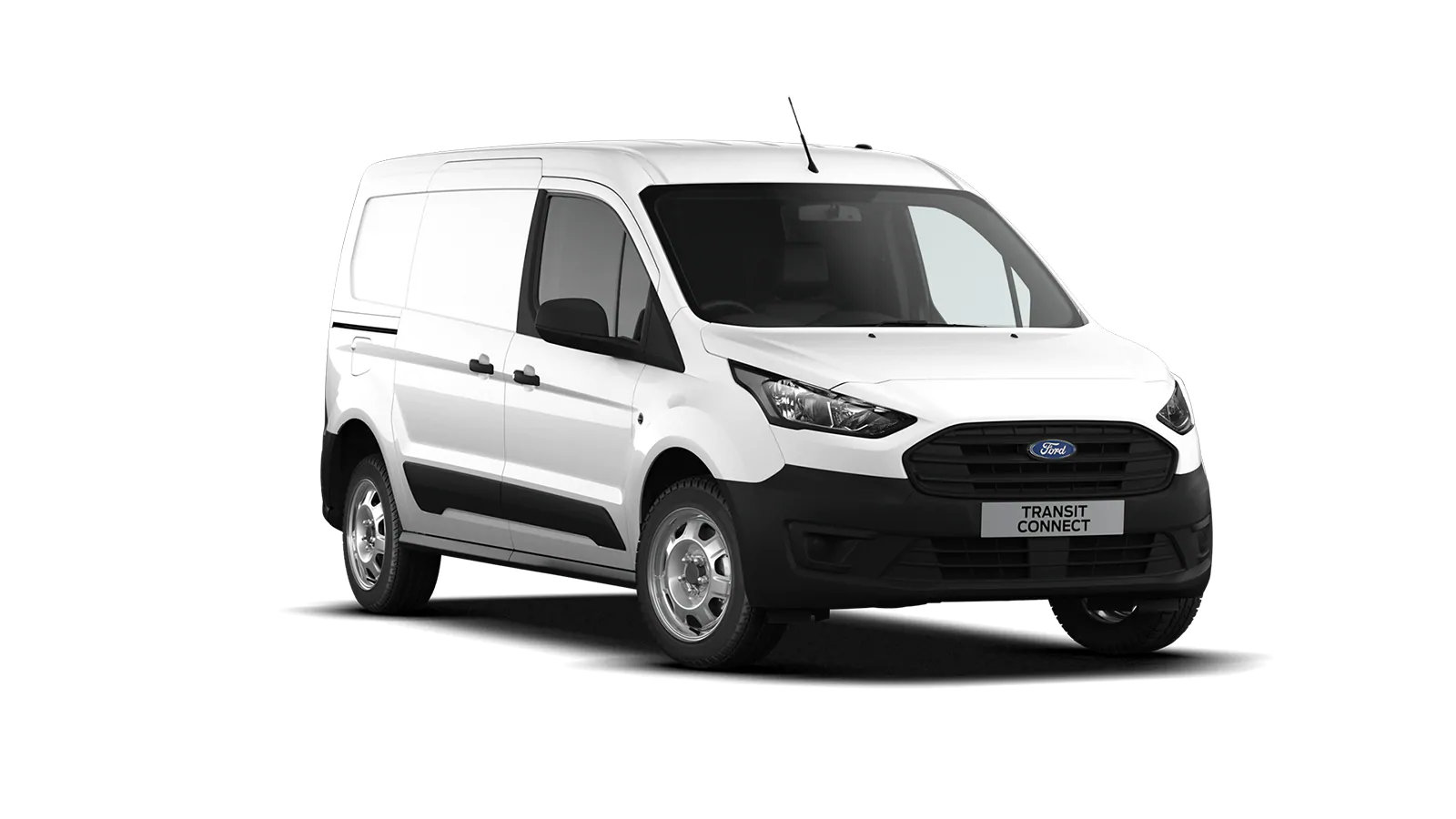 191 Ford Transit Connect Trend 1.5TD 100PS LWB White, Boland Motors