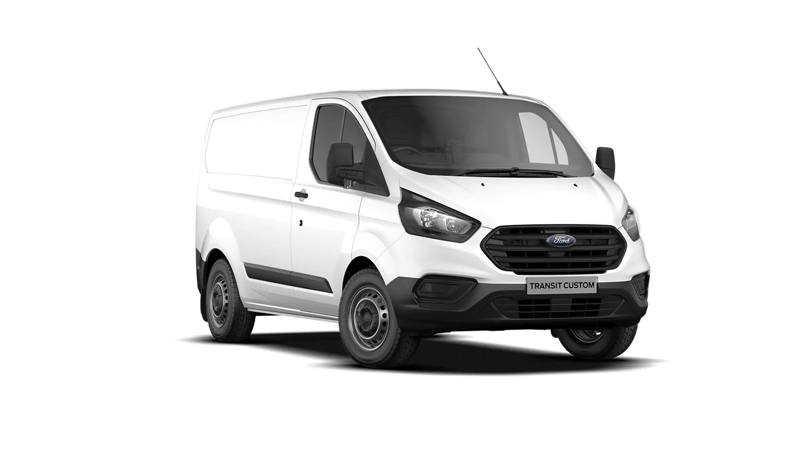 191 Ford Transit Custom Trend 2.0TD 130PS SWB White White, Boland Motors