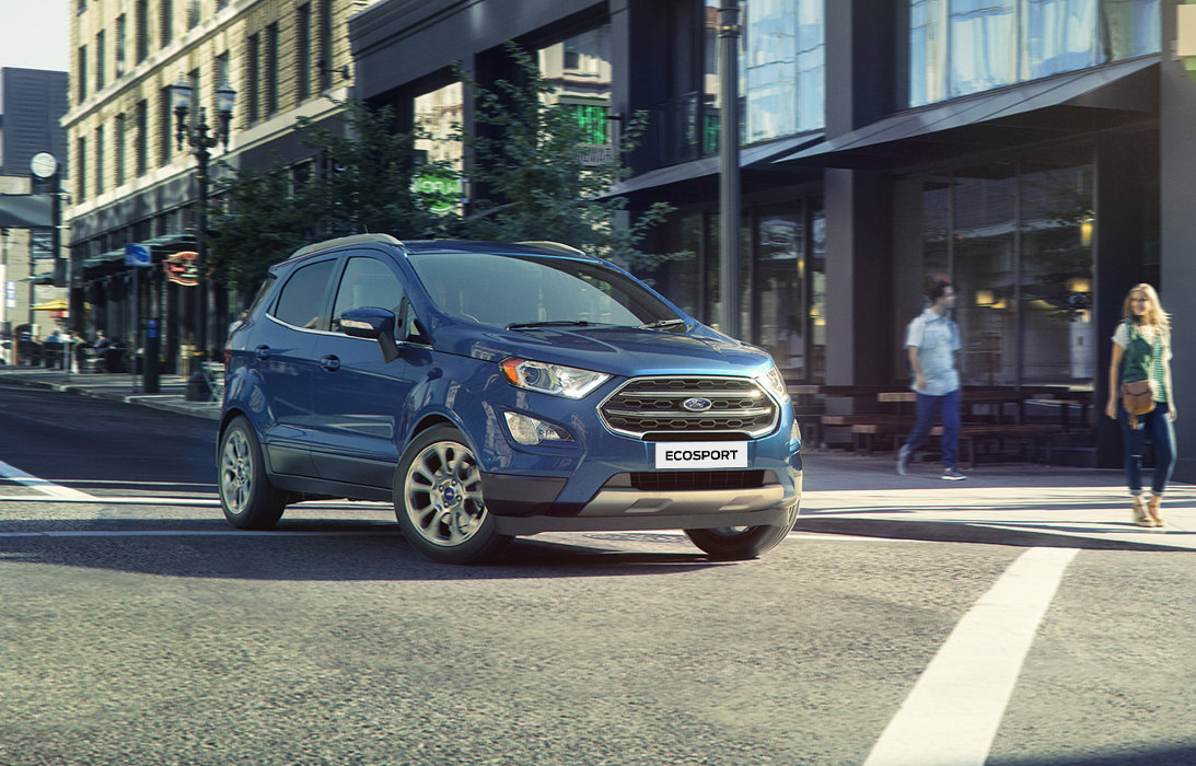 Ford ECOSPORT at Dooley Motors
