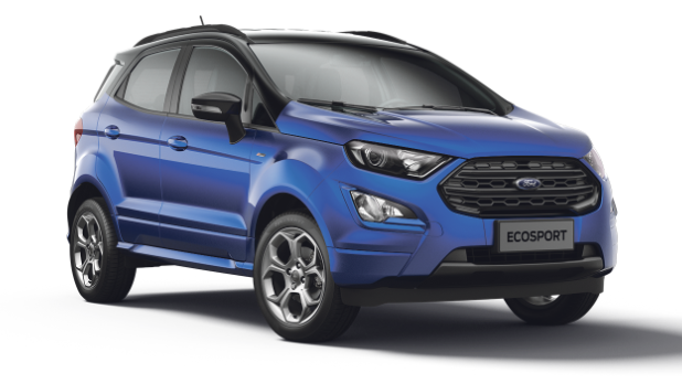 Ford ECOSPORT Virtual Showroom