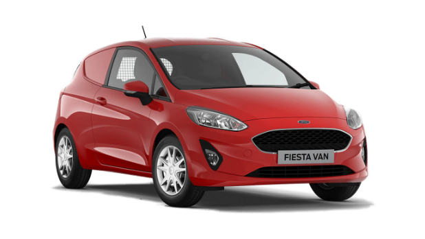 Ford Fiesta Van Virtual Showroom