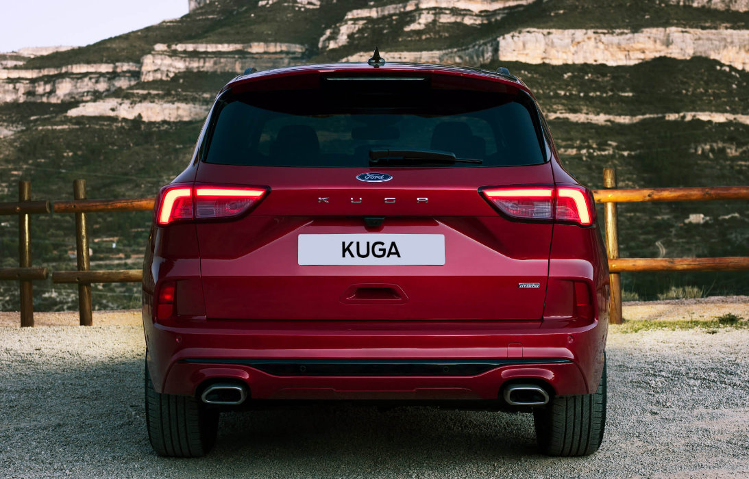 Ford Kuga at Dooley Motors