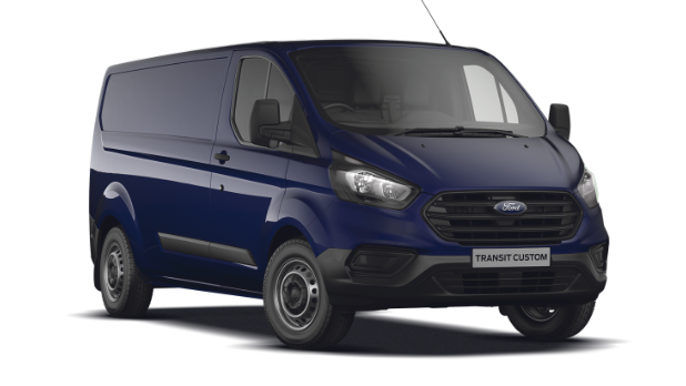 Ford Transit Custom Virtual Showroom