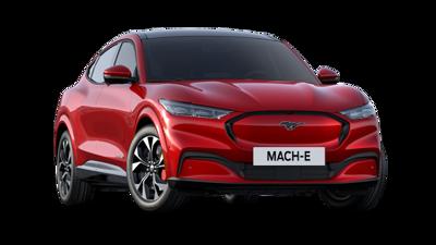 Ford Mustang Mach-E Virtual Showroom