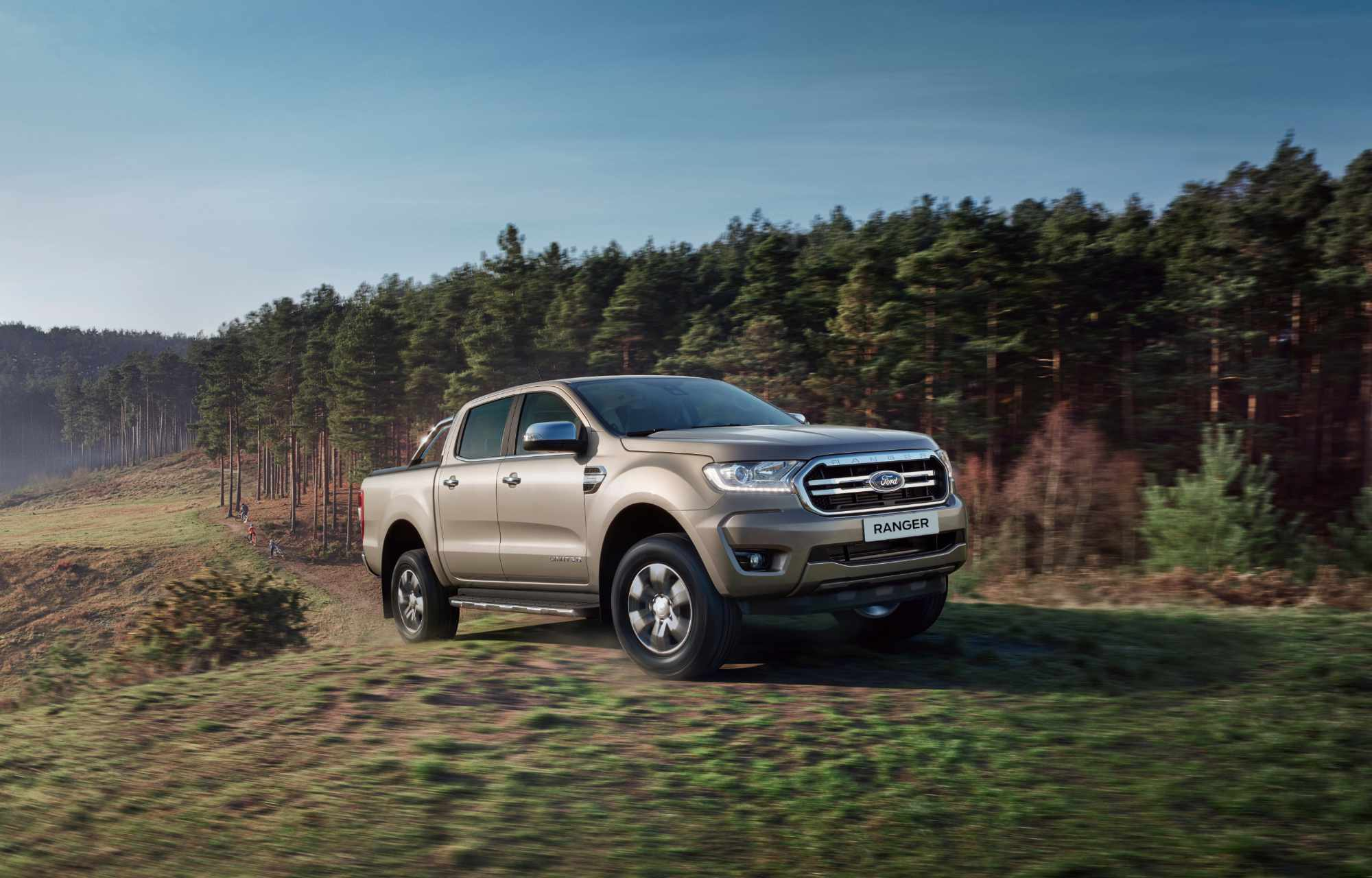 Ford Ranger Limited at Michael Lyng Motors