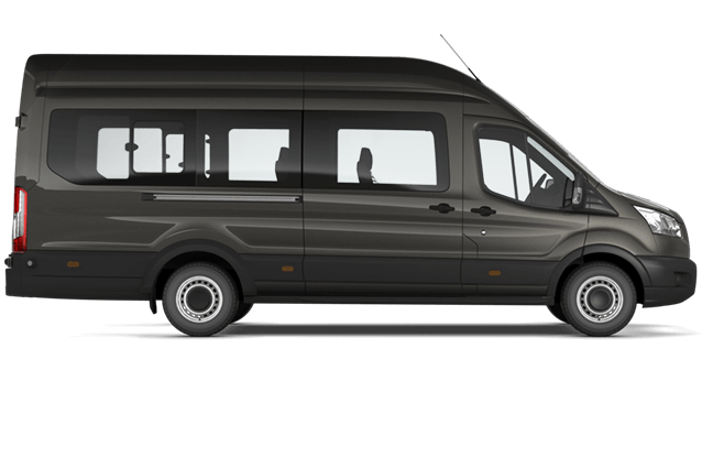 Transit Minibus available at Michael Lyng Motors