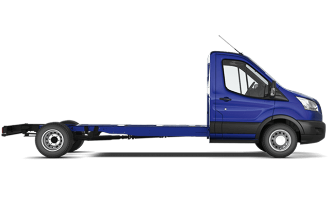 Transit Chassis Cab available at Michael Lyng Motors