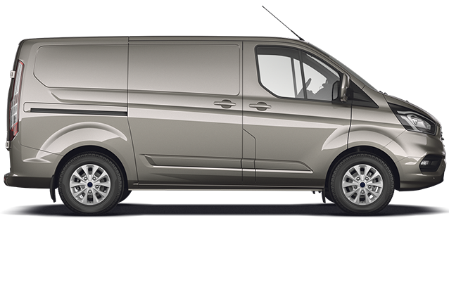 All-New Transit Custom available at Michael Lyng Motors