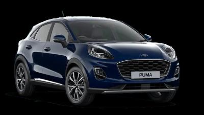 Ford Puma Virtual Showroom