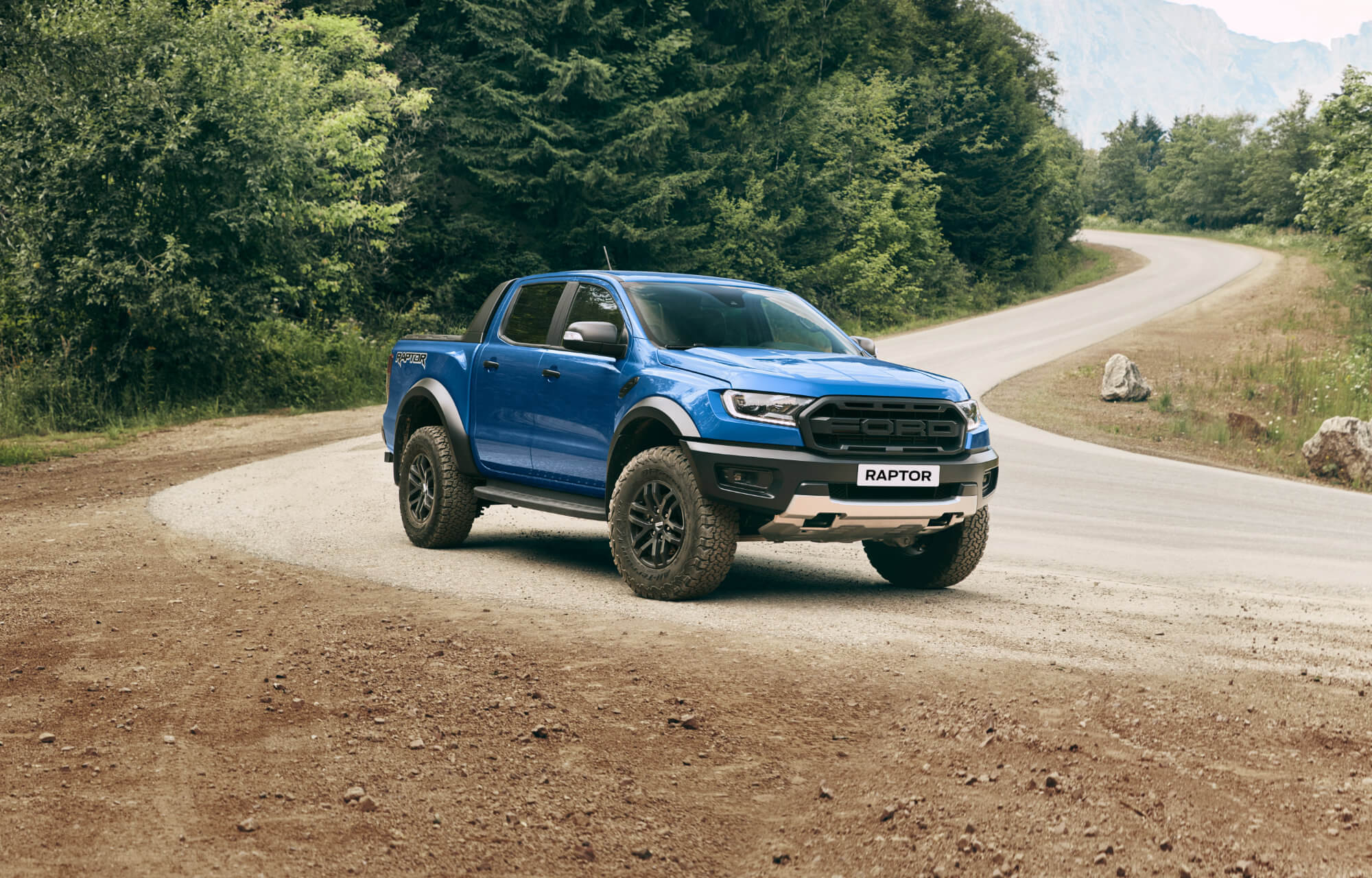 Ford Ranger Raptor- Engineered to everywhere
