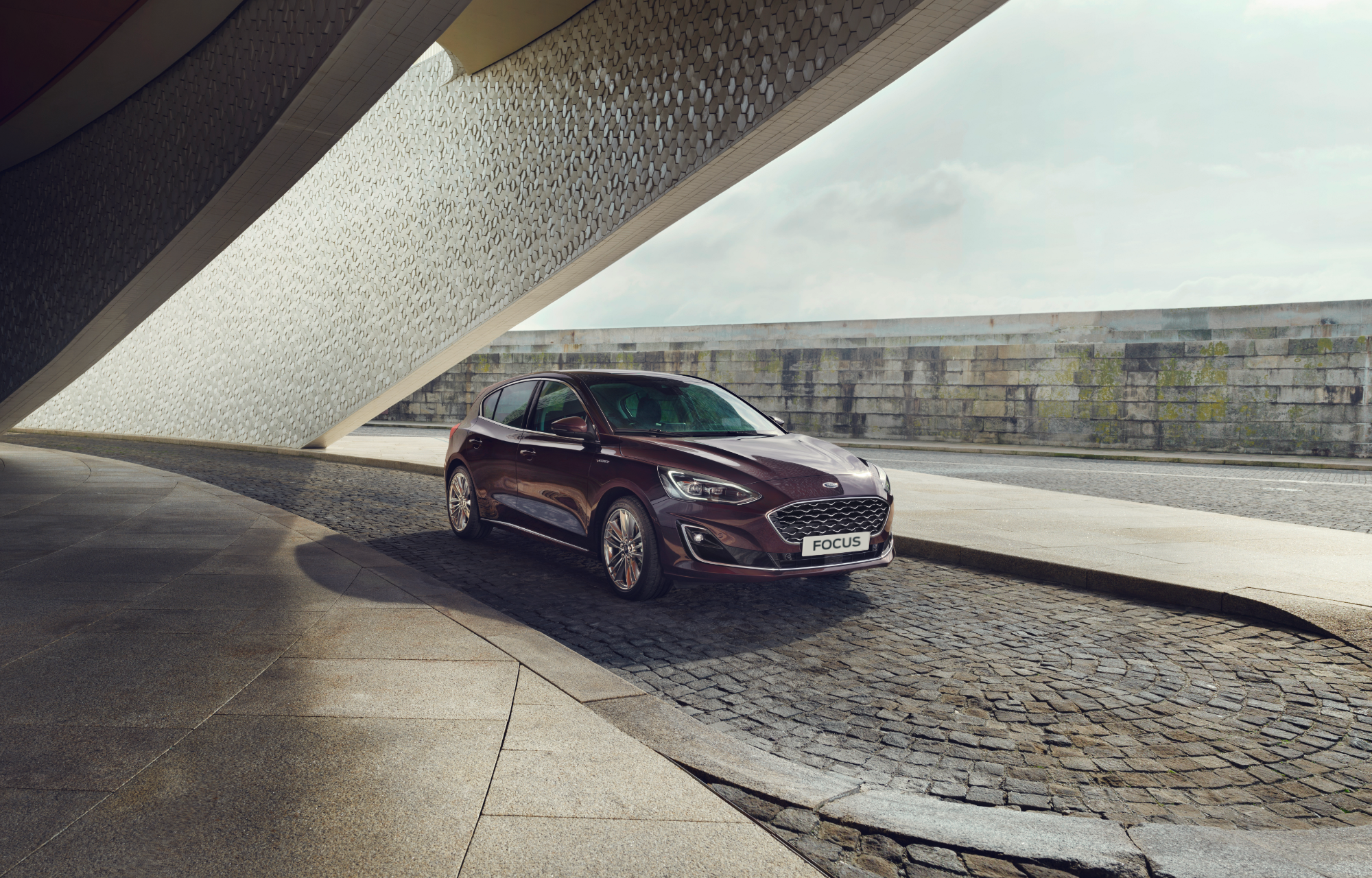 All-New Focus Vignale
