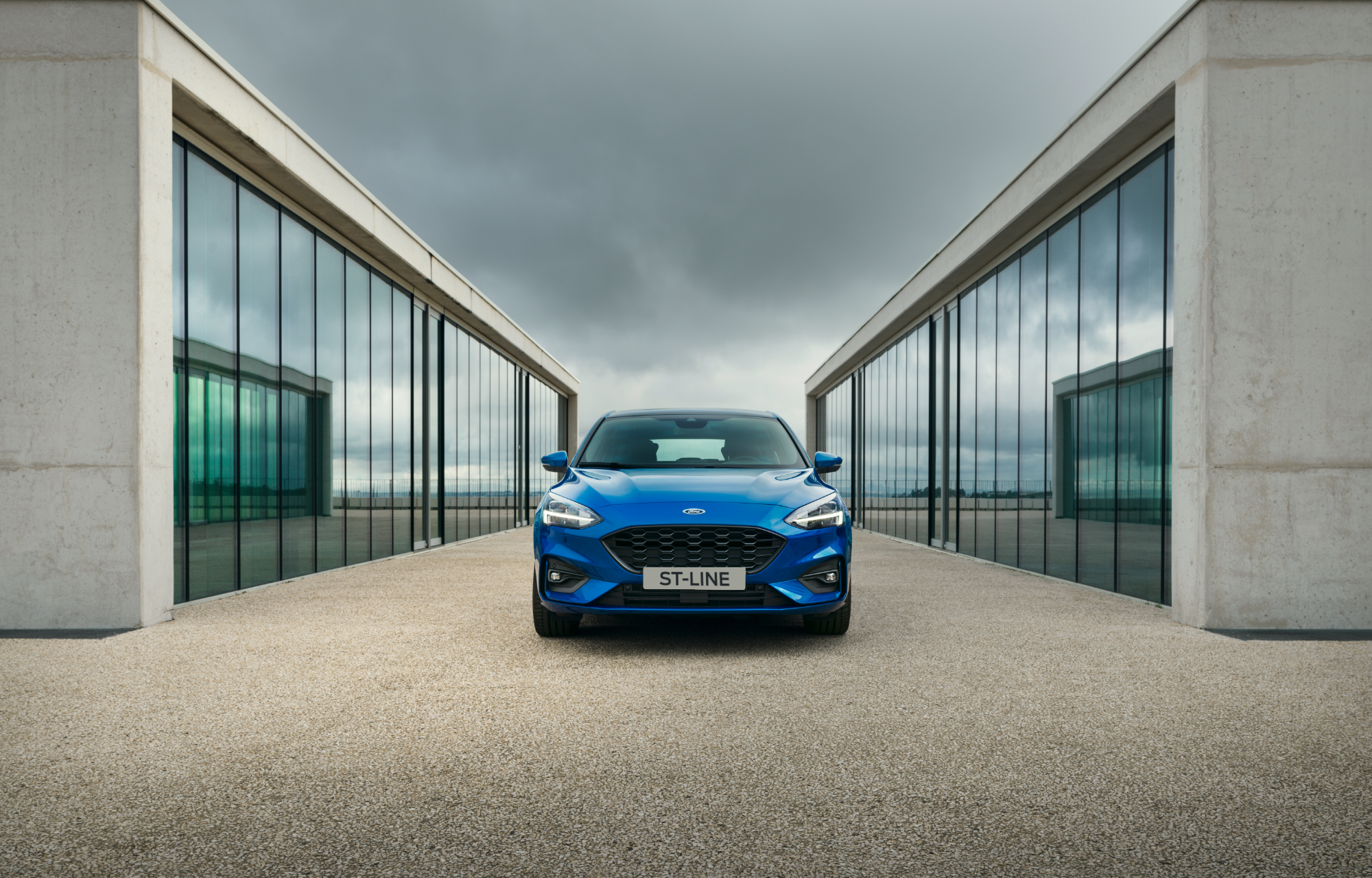 All-New Focus ST-Line