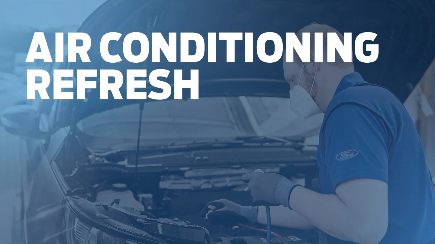 Ford Airconditioning Refresh