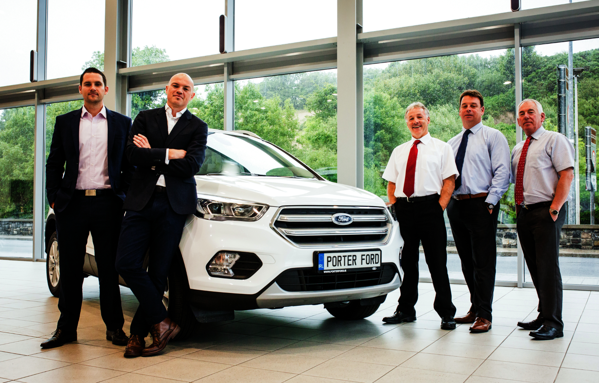 Sales Team Porter Ford