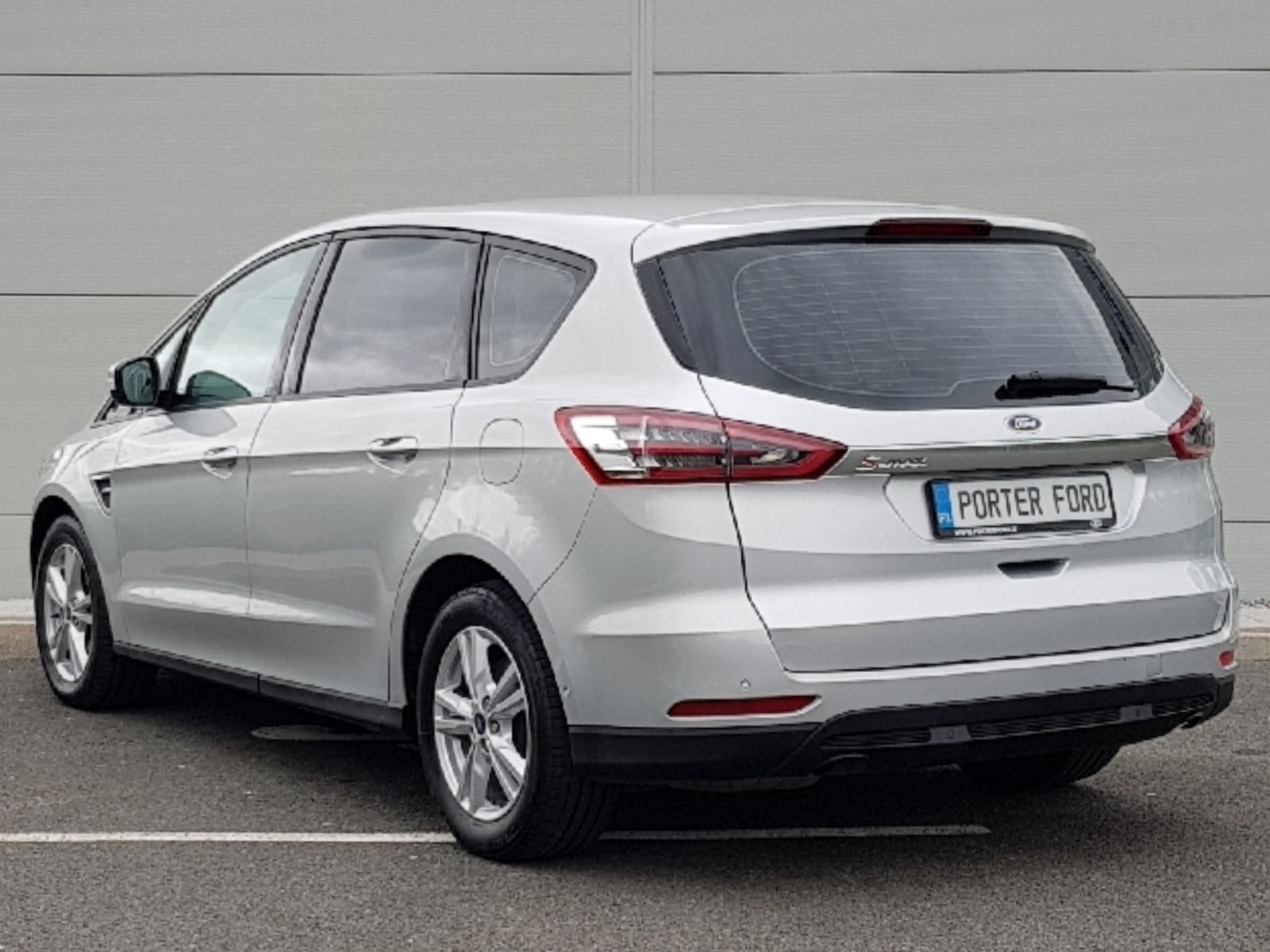 2016 Ford Galaxy, Porter Ford, Sligo