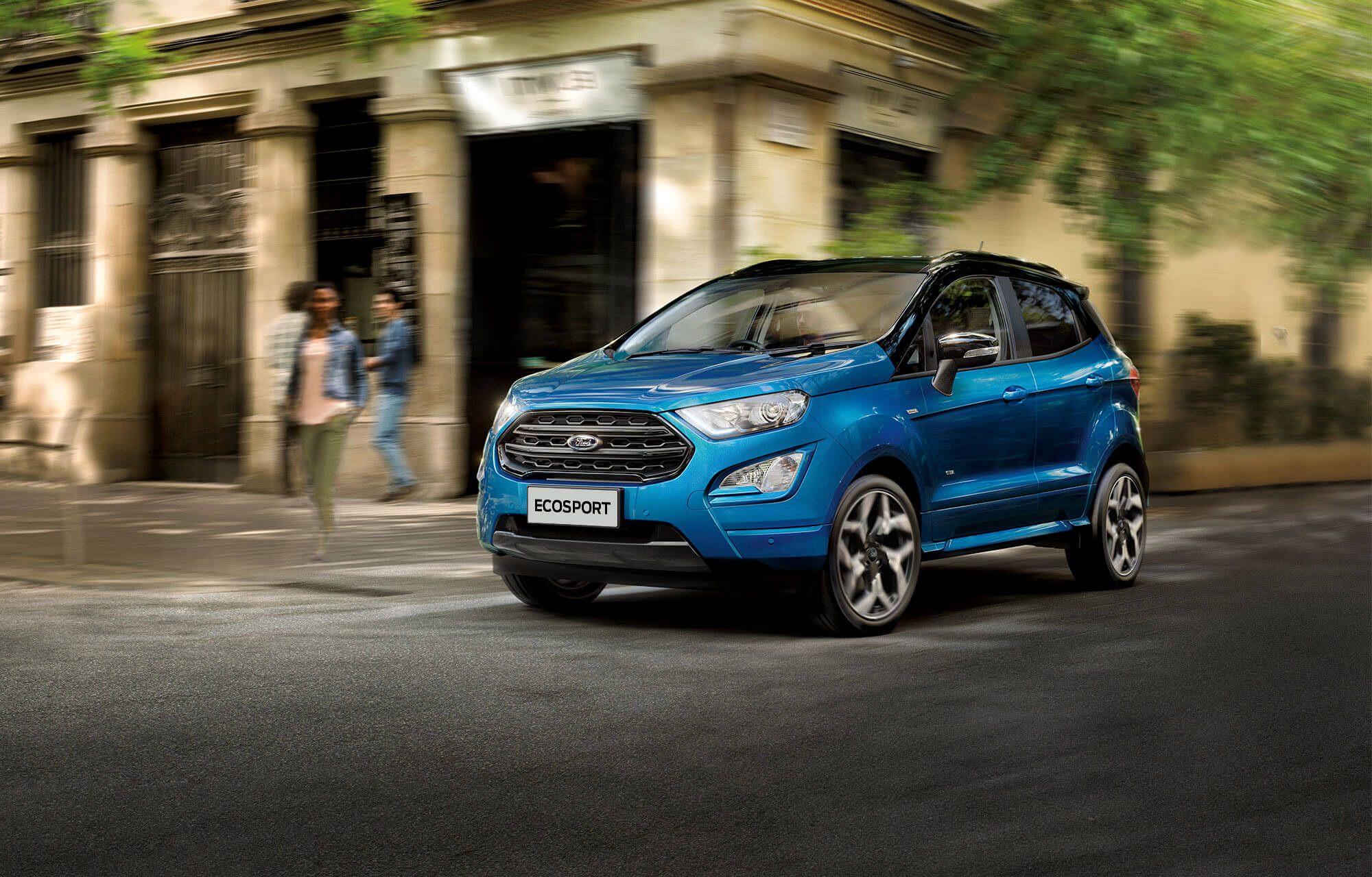 Ford Ecosport at Porter Ford, Sligo