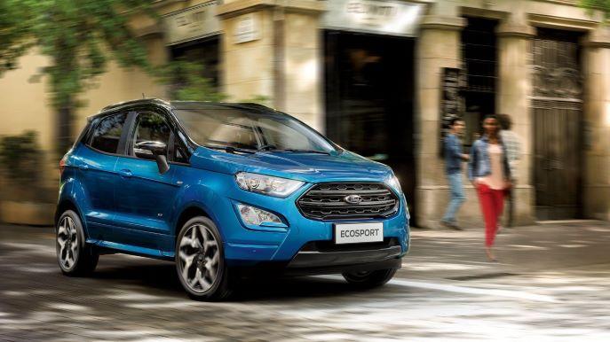 Porter Ford Ecosport