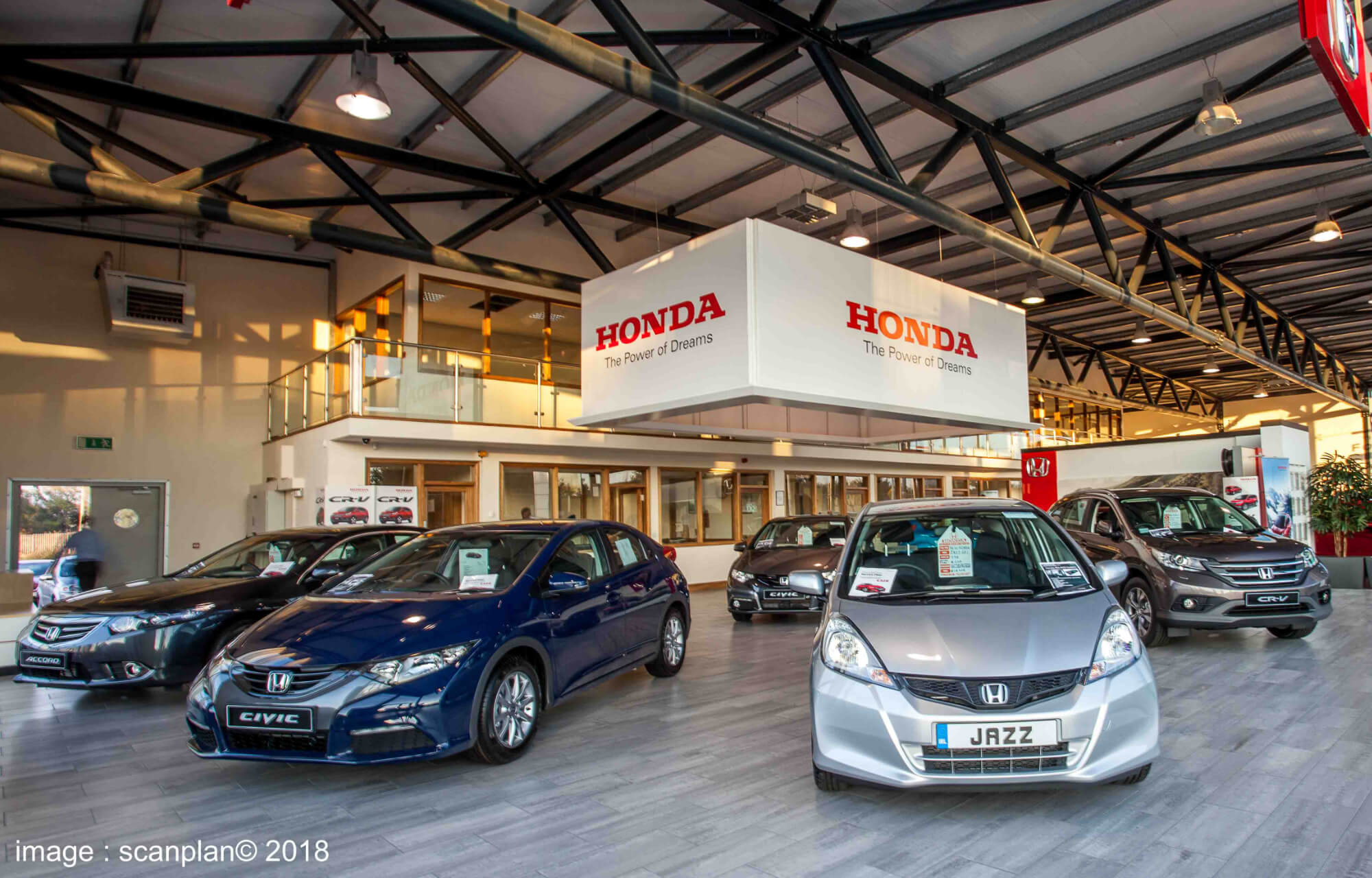 T Sheils Honda Limerick