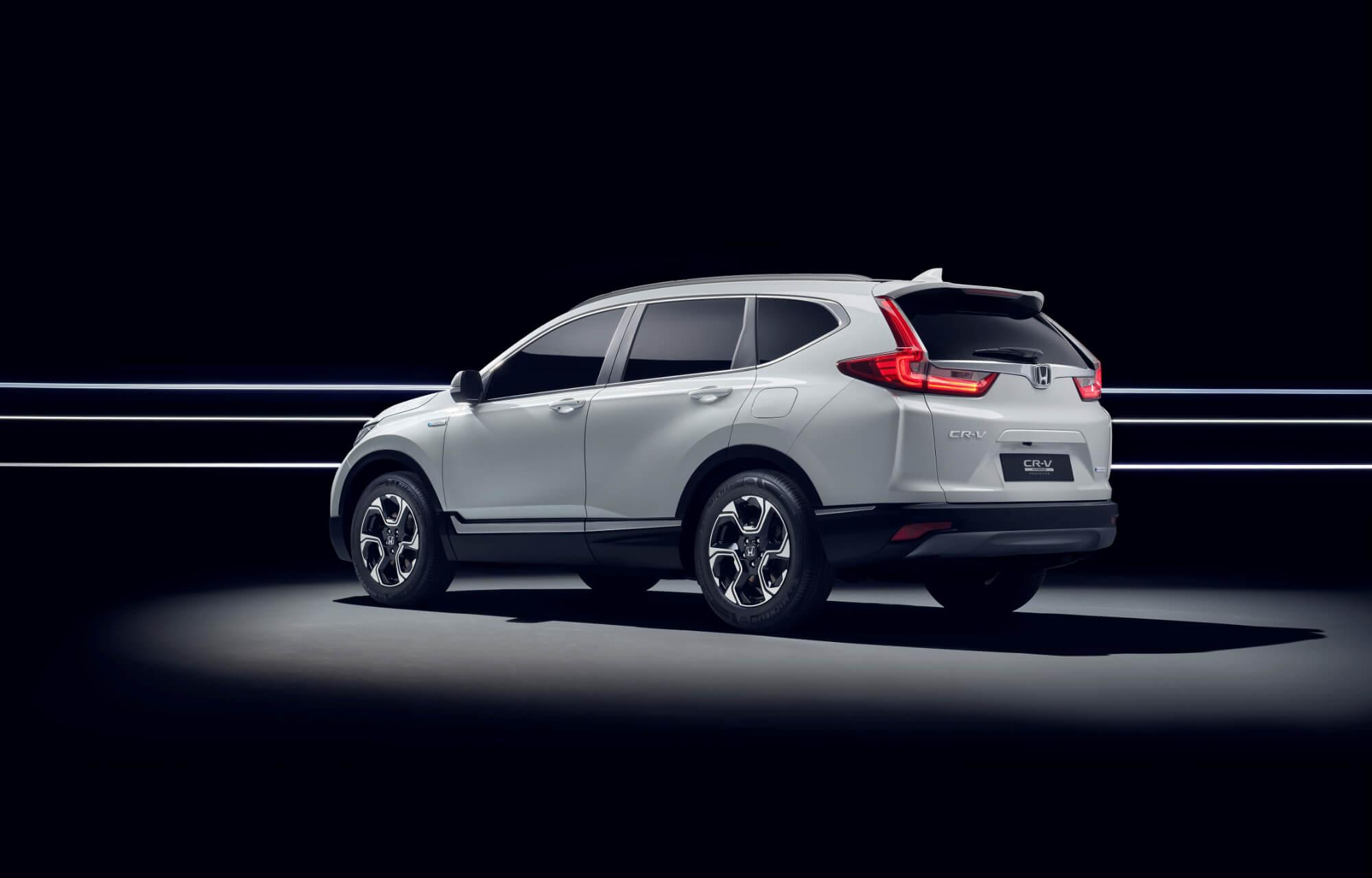 All-New CR-V Hybrid