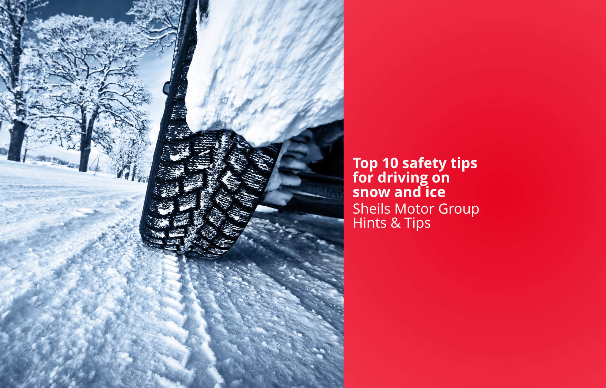 Sheils Motor Group Hints & Tips
