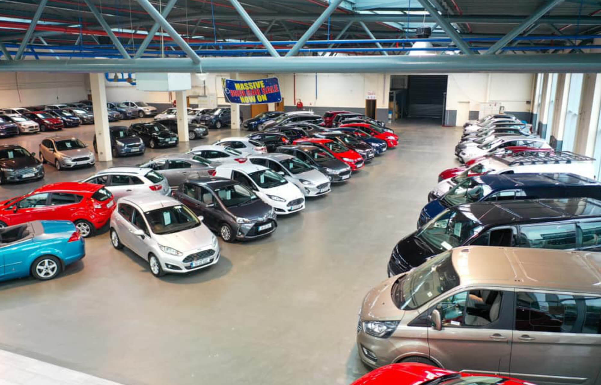 Sheils Motor Group - Used Car Hall Galway