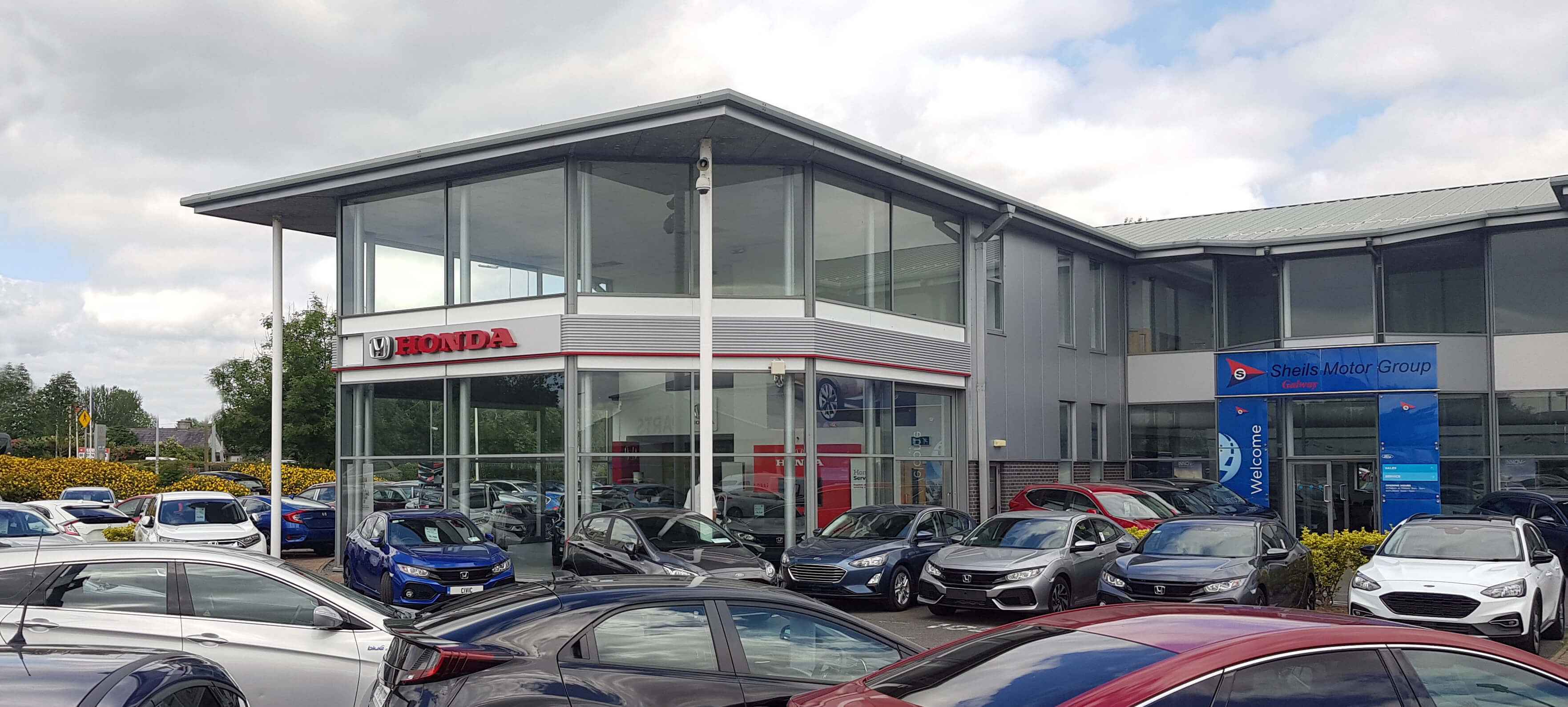 Sheils Motor Group Galway