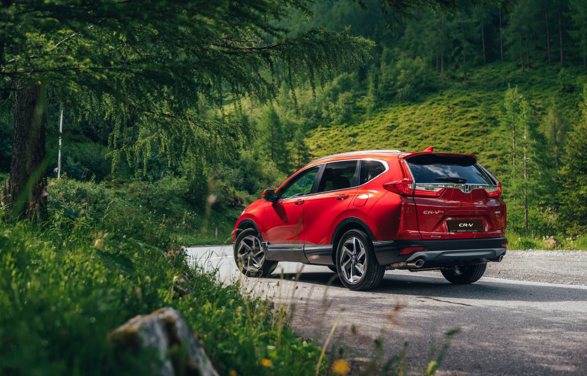 Order your new 2020 Honda CR-V Petrol today