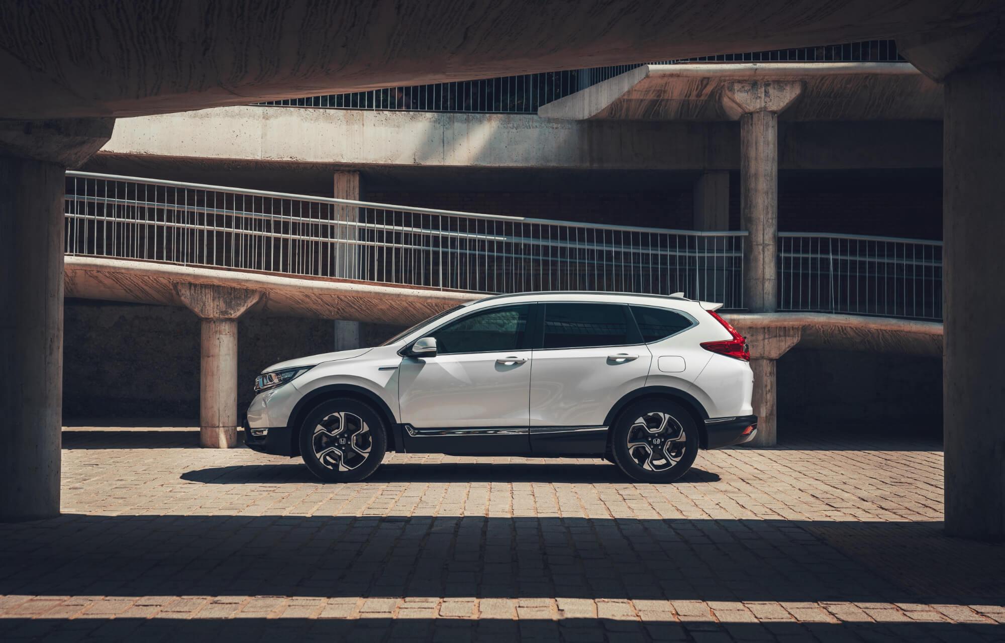 Order your new 2020 Honda CR-V Hybrid today